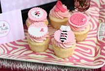 Think Pink / Inspiration for the upcoming vendor mammogram party. Breast Cancer Awareness Month. October