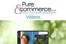 Pure-Ecommerce Videos / These  videos by Pure-Ecommerce can help you learn more about how our team at Pure-Ecommerce can help you become an ecommerce entrepreneur. Plus valuable  inspirational insight from our CEO and President Jennifer Varner. #Pure-Ecommerce