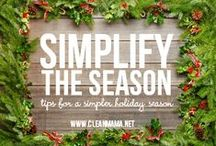 Simplify the Season