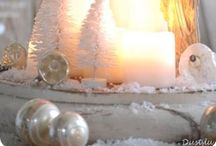 Christmas / Eten en decoratie