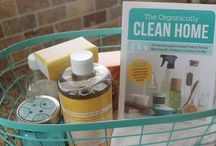 clean :: The Organically Clean Home / by Becky | Clean Mama
