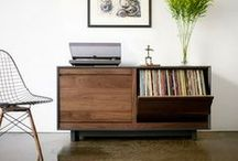 Record Shelf / by Adam Girardot