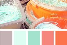 Web Design Ideas & Colors / Design ideas and color inspiration for web design.  What's hot and what's not!