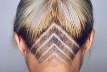 HAIR / Easy ideas for on the go travellers that want to look semi-decent...