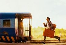 TRAVEL ∞ MOVIES / Inspiration for that future journey or a spark for where you have just been...