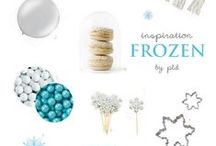 Frozen / Birthday inspiration and ideas for my baby girl