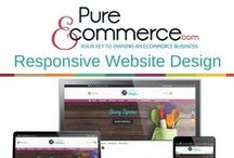 Responsive Web Design / Pure-Ecommerce offers 100% responsive online businesses for sale that offer a fabulous shopping experience from any PC, smartphone or tablet! Our websites offer many features needed to create the optimal experience for you and your customers. Visit us at www.pure-ecommerce.com to see our collection today and to find out why Responsive Web Design is important!