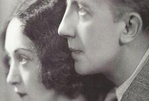 Paul Eluard / Eugène Émile Paul Grindel, dit Paul Éluard, est un poète français né à Saint-Denis le 14 décembre 1895 et mort à Charenton-le-Pont le 18 novembre 1952.  En 1916, il choisit le nom de Paul Éluard1, hérité de sa grand-mère, Félicie. Il adhère au dadaïsme et devient l'un des piliers du surréalisme en ouvrant la voie à une action artistique engagée. Il est connu également sous les noms de plume de Didier Desroches et de Brun.