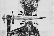Jean-Michel Basquiat / Jean-Michel Basquiat, né à Brooklyn le 22 décembre 1960 et mort le 12 août 1988 à SoHo, est un artiste peintre américain d'origine haïtienne et portoricaine. Il devient très tôt un peintre d'avant-garde très populaire et pionnier de la mouvance « underground ».