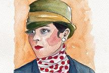 Djuna Barnes / Djuna Barnes, née le 12 juin 1892 à Cornwall (en), dans l'État de New York, et morte le 18 juin 1982 dans le quartier de Greenwich Village, à New York, est une romancière, dramaturge et artiste américaine. Elle a parfois utilisé les pseudonymes de Lydia Steptoe et Lady of Fashion.