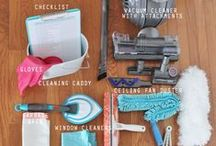 Clean Mama | Spring Cleaning Tips / spring cleaning  / by Becky | Clean Mama
