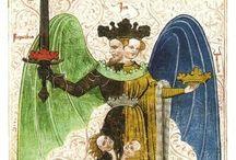 Androgyne / L'androgyne est une quête de la sculpture antique : Praxitèle voulait féminiser les hommes, pour répondre à la virilisation des femmes dans la sculpture archaïque. A part cela, l'androgyne est un archétype, à distinguer de l'hermaphrodite, objet de plaisir.