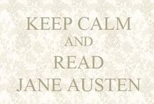 JANE AUSTEN / EVERYTHING JANE AUSTEN... INCLUDING MR DARCY!
