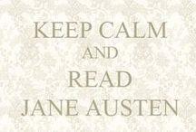 JANE AUSTEN / EVERYTHING JANE AUSTEN... INCLUDING MR DARCY!