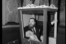 Christian Bérard / Christian Jacques Bérard, couramment surnommé « Bébé »1, est un peintre, illustrateur, scénographe, décorateur et créateur de costumes français, né le 20 août 1902 dans le 7e arrondissement de Paris, ville où il est mort le 12 février 1949 (à 46 ans) dans le 6e arrondissement.