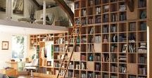 Bookcases & gallery walls