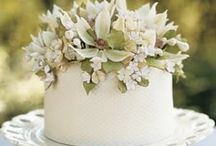 Cakes, cakes, & more cakes! / beautiful wedding cakes, fun birthday cakes and more / by Stacy