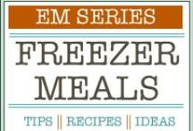 Yummo - OAMC/freezer to crockpot / by Stacy