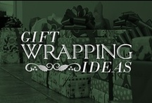 Wrapped Ideas  / Gift wrapping ideas for all your festive holiday gifts! / by Lolly Christmas