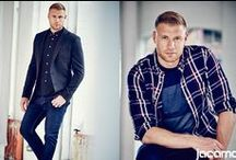 Flintoff By Jacamo / The brand new Flintoff By Jacamo men's clothing collection, designed by celebrity and ex cricket player Andrew Flintoff / Freddie Flintoff himself exclusively for menswear retailer Jacamo. Shop the entire range here >> http://www.jacamo.co.uk/shop/search/window/show.action?searchString=Flintoff+by+Jacamo&categoryLpgUid=40005
