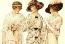 Victorian Charm / The splendor and charm of the Victorian Era. Including the clothing, homes and decor.