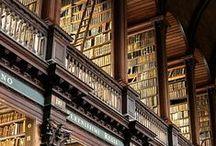 Books, books, books. / by Hannah Lee Turner