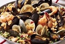Seafood Lover / Ahhh....gifts from the sea! Lobster, shrimp, clams, scallops.....so many tasty shellfish and fish to choose from.