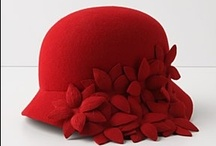 Hats (4 her) - Cappelli / by Occhi Ondolo