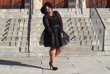 Naturally Fashionable / Plus size daytime look