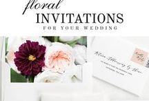 Shine Wedding Invitations / Elegant Wedding Invitations | Modern Wedding Invitations | Timeless Wedding Invitations ・・・ The Shine suite of classic and beautiful stationery for the modern bride!