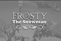 Frosty the Snowman ⛄ / Everyone's favorite snowman! / by Lolly Christmas