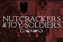 Nutcrackers/Toy Soldiers ✨ / I love decorating with these classic Christmas characters every year! / by Lolly Christmas