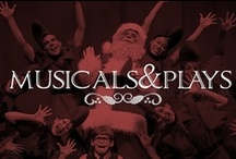 Musicals & Plays  / Some of my favorite holiday shows. Are you planning a trip to the theater this Christmas? / by Lolly Christmas
