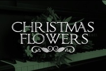 Christmas Flowers  / Beautiful photographs of poinsettias and other holiday floral arrangements. / by Lolly Christmas