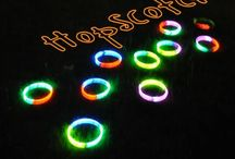 """*End of School Neon Party"""" / by Hadleigh Arnold"""