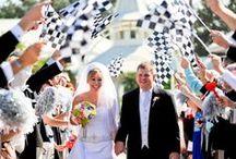 NASCAR Wedding Ideas / by MISpeedway