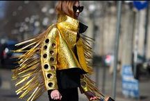 GOLD digger / Beautiful metallics to play with.....use them carefully, everything else should be kept at a minimum.