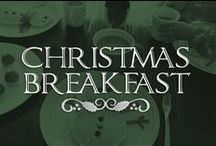 Christmas Breakfast  / Find tasty recipes and ideas for a festive Christmas morning! / by Lolly Christmas