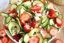 The Salad Days / salads