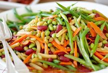 Side Dishes/Side Salads / Not just for picnics & grilling season. Mix your dinners up a little with a really good side dish salad.