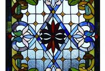 Architecture Stained Glass