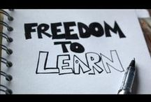 Freedom to Learn / my new film!! and anything relating to its subject matter...