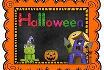 Halloween / by The Teaching Resource Resort