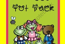 Teaching Toddlers / Join me at www.toadallytots.blogspot.com / by The Teaching Resource Resort