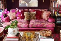 Interiors that inspire / by Diane Torrisi Designs