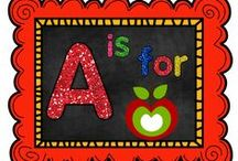 A is for Apple / by The Teaching Resource Resort
