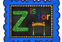 Z is for Zoo / by The Teaching Resource Resort