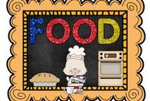Food / by The Teaching Resource Resort