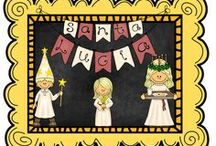 Santa Lucia Day / by The Teaching Resource Resort