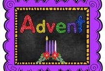 Advent / by The Teaching Resource Resort